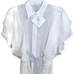 White Mack and James Casual Dress